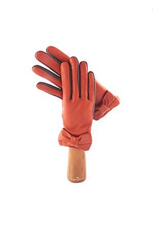 Guanti in pelle Capri Gloves | 34 | CA2409MANDARINO