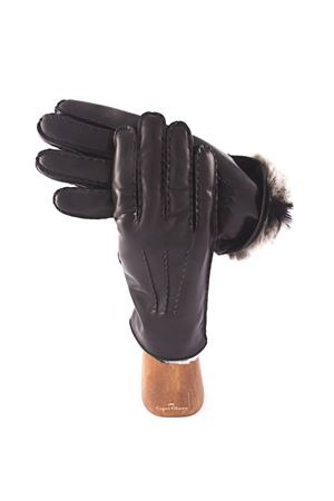 Lambskin gloves Capri Gloves | 34 | CA367NERO