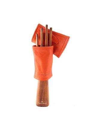 Guanti in pelle Capri Gloves | 34 | CG01ARANCIONE
