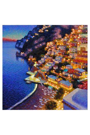 Crepuscolo a Positano Claudio Bonanni | 20000003 | BONANNI1CREPUSCOLO A POSITANO