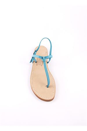 Capri sandal Cuccurullo | 5032256 | CUC02AZZURRO