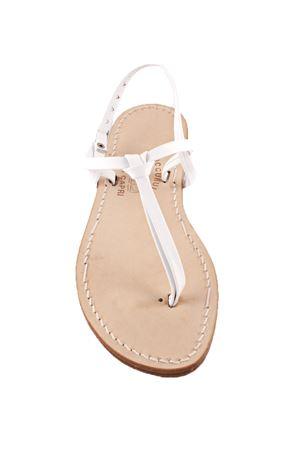 Sandalo Caprese Cuccurullo | 5032256 | CUC02BIANCO