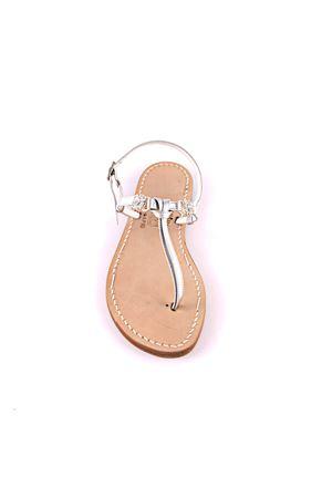 Capri sandal Cuccurullo   5032256   CUC03ARGENTO