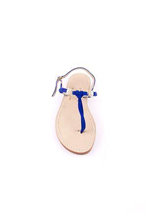 Capri sandal Cuccurullo | 5032256 | CUC04BLU