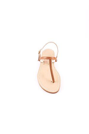 Capri sandal  Cuccurullo | 5032256 | CUC09CUOIO