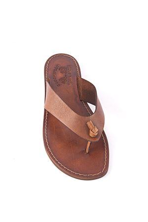 Capri sandal Flip Flop model Cuccurullo   5032256   CUC22MARRONE