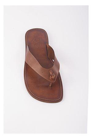 Sandalo Caprese infradito Cuccurullo | 5032256 | CUC23MARRONE