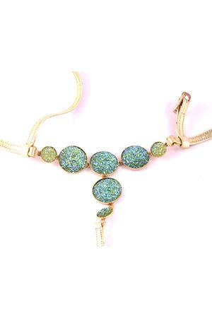 Jewel sandal Da Costanzo | 5032256 | S2903VERDE