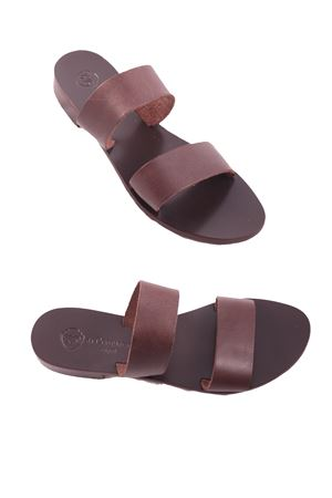 Basic Capri Sandals Da Costanzo | 5032256 | TV811MARRONE