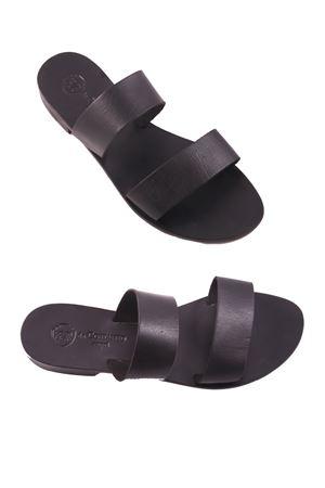 Basic Capri Sandals Da Costanzo   5032256   TV811NERO
