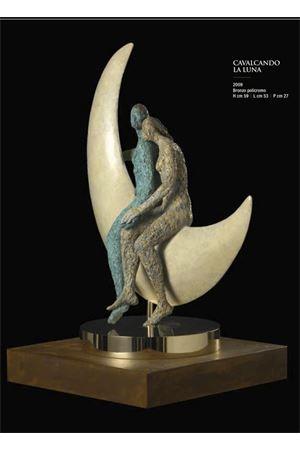 Cavalcando la Luna Piccola Giacinto Bosco | 20000003 | CAVALCANDO LA LUNA PICCOLALUNA PICCOLA