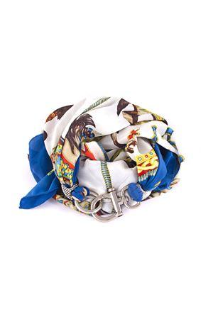 Sciarpa in seta Grakko Fashion | -709280361 | GR02MULTI