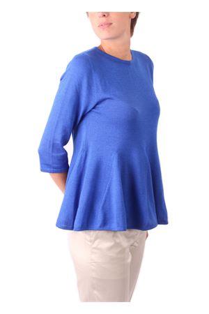 Cachemire sweater Laboratorio Capri | 7 | LAB101MAGLIASPICCHI BLU