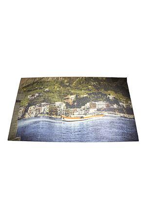 Cartosciarpa Porto di Marina Grande Laboratorio Capri | 77 | LAB27MULTI