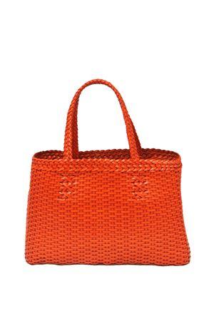 Handmade leather shoulder bag Laboratorio Capri | 31 | LAB51ZUCCA