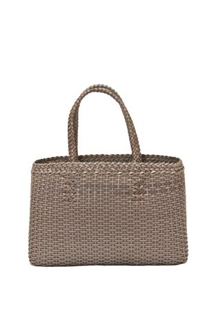 Shoulder Leather grey bag Laboratorio Capri | 31 | LAB51GRIGIO CHIARO