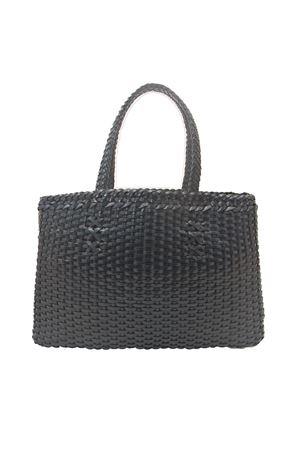 Black Leather handmade bag Laboratorio Capri | 31 | LAB51NERO