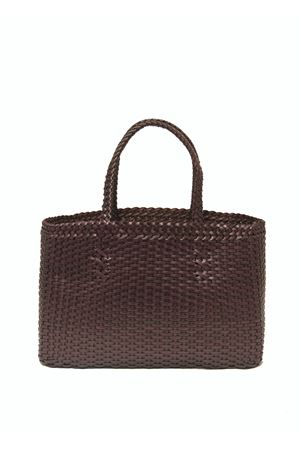 Shoulder Leather dark brown bag Laboratorio Capri | 31 | LAB51Marrone