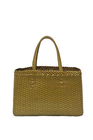 Handmade green Leather bag Laboratorio Capri | 31 | LAB51VERDE CHIARO