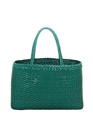 Borsa artigianale color verde Laboratorio Capri | 31 | LAB51VERDE