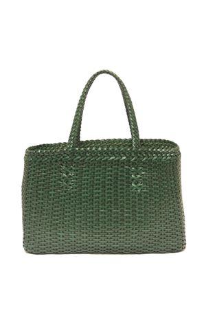 Leather green shoulder bag Laboratorio Capri | 31 | LAB51VERDEMILITARE