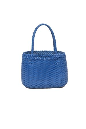 Leather handmade bag Laboratorio Capri | 31 | LAB52BLU