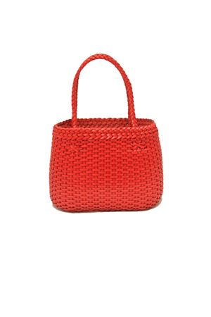 Leather red bag Laboratorio Capri | 31 | LAB52ROSSO