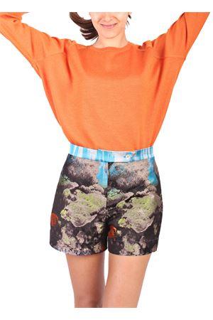 Short printed trousers Laboratorio Capri | 9 | LAB97PESCI