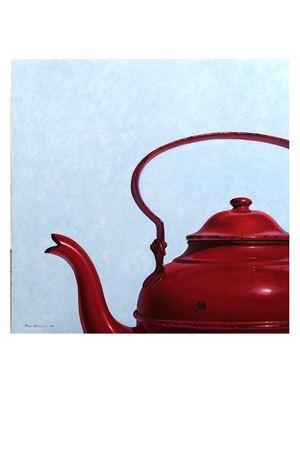 Bollitore rosso Marco Gizzi | 20000003 | GIZZI1BOLLITORE ROSSO