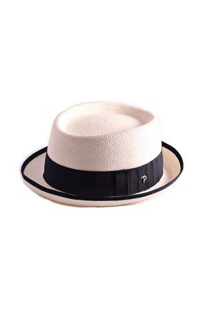 Cappello Panama Panizza 1879 | 26 | GR55BLU SCURO
