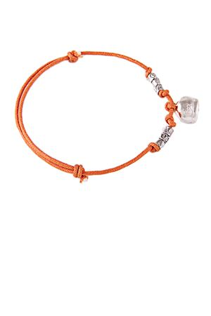 Bracelet with lucky Caprese bell Pierino Jewels | 36 | 3020ARANCIO