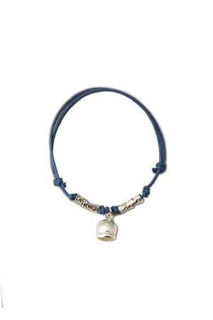 Bracelet with lucky Caprese bell Pierino Jewels | 36 | 3020AZZURRO