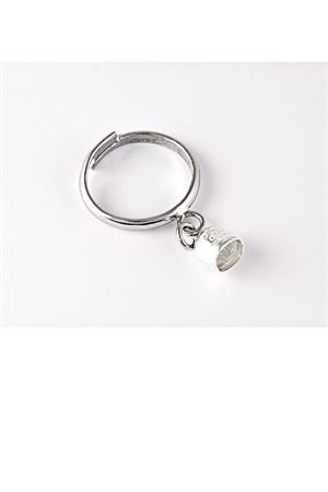 Silver ring with Capri Bell Pierino Jewels | 5032250 | 3023METAL