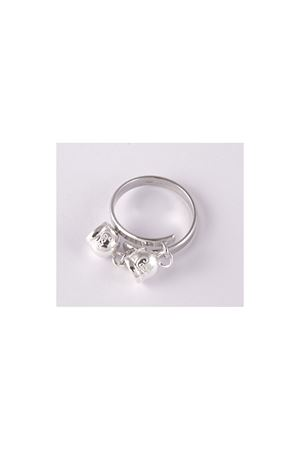Silver ring with Capri Bell Pierino Jewels | 5032250 | 3025METAL