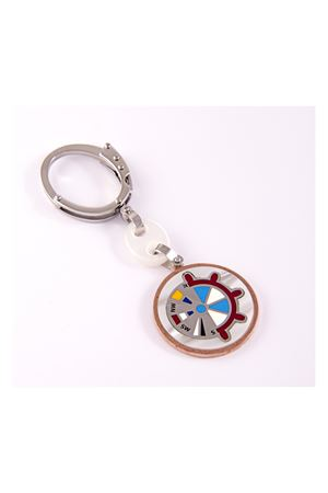 Key ring Wind Rose  Pierino Jewels | 65 | 3028MADREPERLA