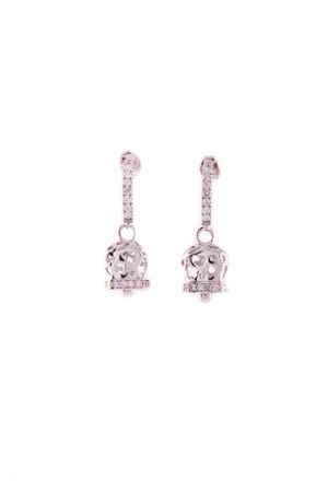 Capri Bell earrings Pierino Jewels | 48 | 3039/ACAMPANELLA TRAFORATA