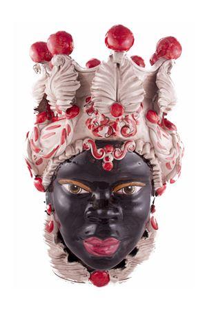 Vaso decorativo - testa di donna Sea Gull Capri | 20000025 | AFRICANODROSSO
