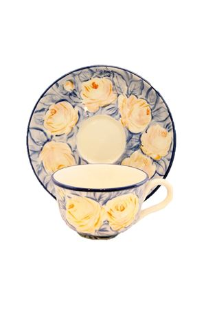 Tea Set Sea Gull Capri   20000026   TEA CUP BRBLU ROSE