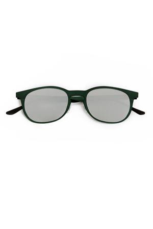 Occhili da sole Spektre | 53 | MAS METALLO 6GREEN SILVER MIRROR