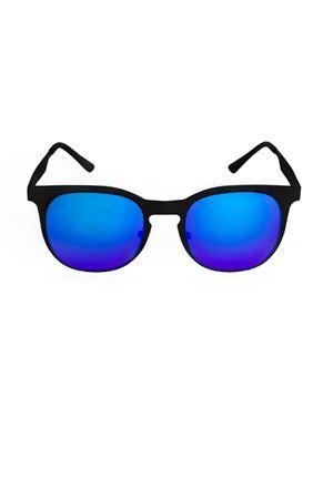 Occhiali da sole Spektre | 53 | MAS METALLO1BLACK-BLUE MIRROR