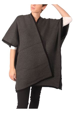 Shor sleeve wool jacket Aram Capri | 3 | CPSPFW16-GBGRIGIA