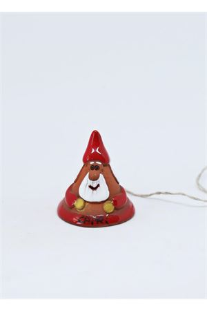 Lucky Capri Bell with Father Christmas Capri Bell | 20000008 | 20100384BABBO