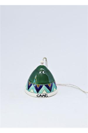 Campanella di Capri in ceramica geometrie Capri Bell | 20000008 | 20110710FANTASIA