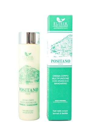 Thermal water and vitamin C body cream Elisir Del Mare | 20000042 | POSITANO 200 ML200ML