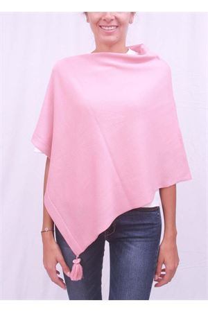 Lady pink cloak La Bottega delle Idee | 52 | PBWOOLE55ROSA