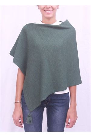 Lady green cloak La Bottega delle Idee | 52 | PBWOOLMODAOVERDE MILITARE
