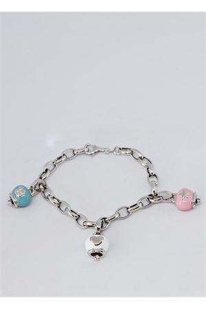 Silver bracelet with Capri lucky bells Pierino Jewels | 36 | BABY BRROSA