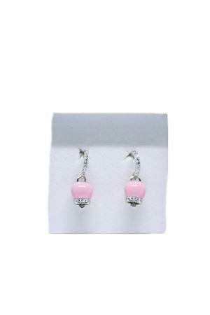 Pink earrings with capri bells jewels Pierino Jewels | 48 | ORECCHINIBELLROSA