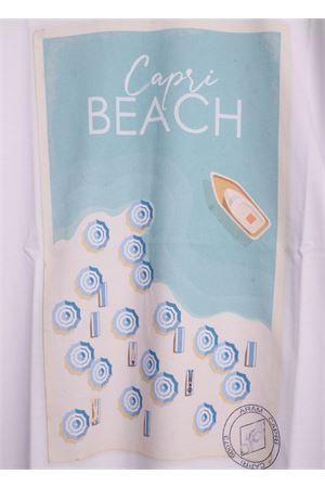 T-shirt con Fontelina di Capri Aram Capri | 8 | FONTELINATSHIRTFONTELINABEACH