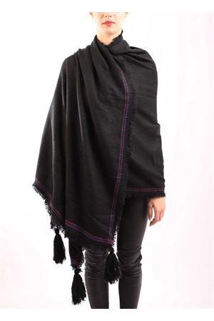 Black stole  Aram Capri | 1375490853 | SCIALLEFRINGENERO
